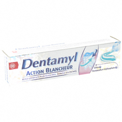 Dentifrice Dentamyl Action blancheur tube 75ml