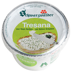 Fromage Tresana fines herbes Schwarzwaldmilch 200g