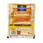 Ecochard quenelles nature lot de 3-720g