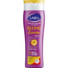 Blond lumiere, shampooing cheveux blonds, le flacon de 250ml