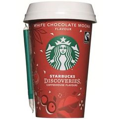 Star cup white chocolat mocha 220ml