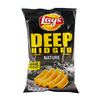 Chips Deep Ridged Sel