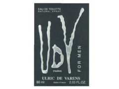 Eau de toilette Ulric De Varens For Men