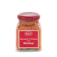 Moutarde d'Orleans saveur ketchup