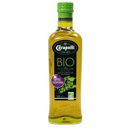 huile d'olive vierge extra bio carapelli 75cl