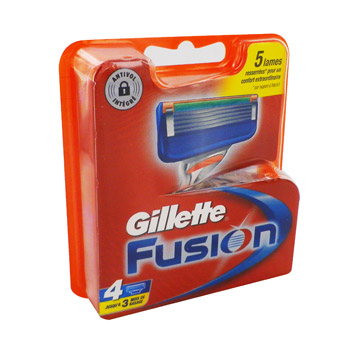lame fusion x4 gillette