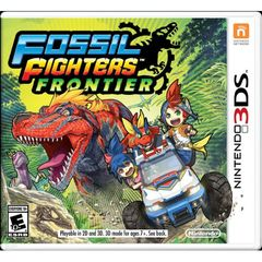 JEU NINTENDO 3DS FOSSIL FIGHTERS FRONTIER