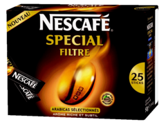 Special filtre Cafe soluble en sticks x 25