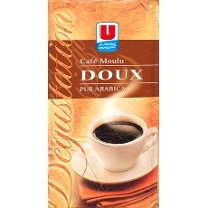 Cafe moulu arabica doux Degustation U, 1 x 250g