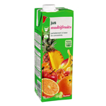 Auchan jus multifruits 1l