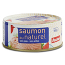 Auchan saumon naturel 160g