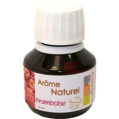 Arome naturel framboise SCRAP COOKING, 50ml