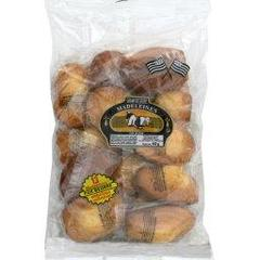 Louis le Goff, Madeleines nature, pur beurre, emballage individuel, les 13 madeleines - 440g