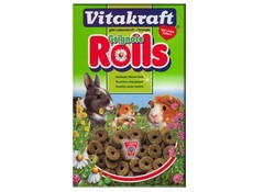 Grignote Rolls pour rongeurs Vitakraft, 500g