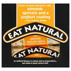 Barres amande abricot Eat Natural