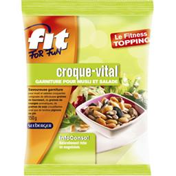 Seeberger Fit For Fun Croque Vital Melange special Salade 150g