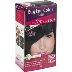 Coloration ton sur ton EUGENE COLOR, noir n°10