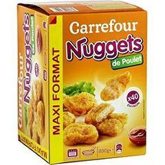 Nuggets de poulet tous les produits pan s nuggets prixing - Carbonate de sodium danger ...