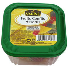 Vahine fruits confits assortis 150g
