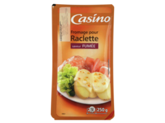 Fromage pour raclette saveur Fumee