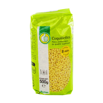 coquillettes pouce 500g