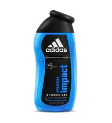 Adidas gel douche frech impact limited edition 250ml