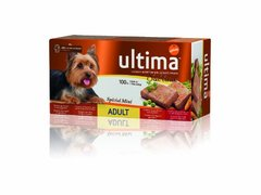 Ultima, Sublime adult, assortiment de terrines, le 4 barquettes de 300 gr