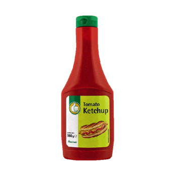 KETCHUP POUCE 560G