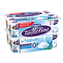 Taillefine le nature 12x125g