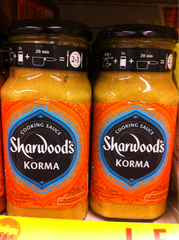 Sharwood's Sauce Korma le pot de 420 g
