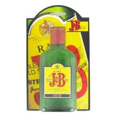 J&B rare whisky 20 cl 40% Vol