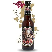 Bière Iron Maiden Trooper 666 12*33 CL