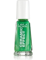 Layla Cosmetics Milano Céramique Effet Vernis à Ongles Funky Giada 10 ml
