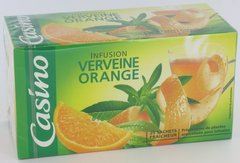 infusion verveine orange 40g