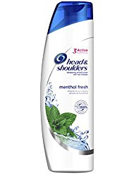 Head & Shoulders Shampooing Antipelliculaire Menthol Fresh 280 ml