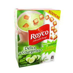 Delice courgette Royco Extra craquant instantane 60cl
