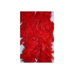boa Plumes  1.80 M  Rouge