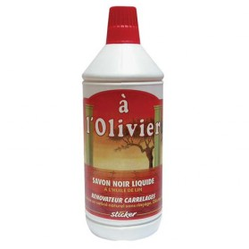 Savon noir liquide a l huile de lin tous les produits entretien de la maison prixing - Savon noir pucerons dosage ...