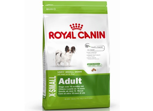 Royal Canin - Croquettes pour chien Royal Canin X-SMALL Adult Contenances : 1,5 kg
