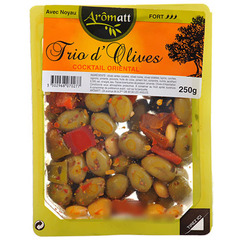 Aromt olive coctail orientale 250g