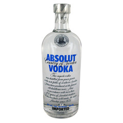 Vodka Absolut 50cl 40%vol