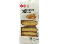 madeleines longues premier