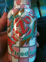 ARIZONA Iced tea Peach 0,5l
