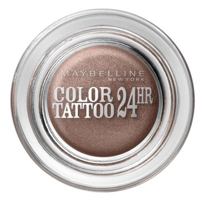 Gemey Maybelline, Eyestudio - Color Tattoo 24hr On and on Bronze 35, le fard a paupieres