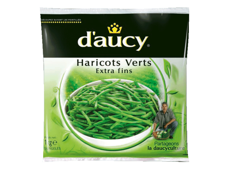 Haricots verts (extra-fin)