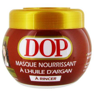 masque capillaire nourrissant a l 39 huile d 39 argan pour cheveux secs et frises dop 300ml tous. Black Bedroom Furniture Sets. Home Design Ideas