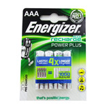 pile aaa power plus x4 energizer