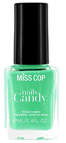 Miss Cop Vernis à Ongles Candy, bonbons Pomme 12 ml