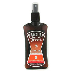Hawaiian Tropic - Y00594A0 - Mini Spray Huile SPF8