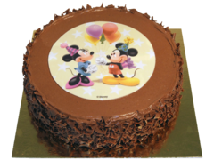 GATEAU DISNEY MICKEY/AMIS 580G
